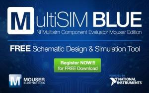Multisim Blue