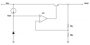 Error Amplifier Low-Noise