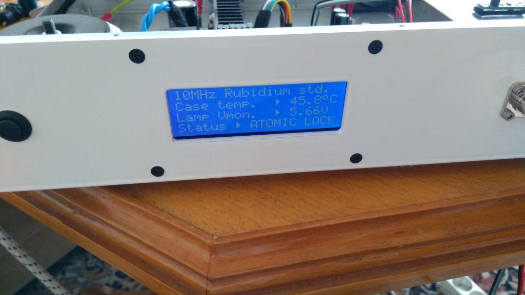 20x4 LCD