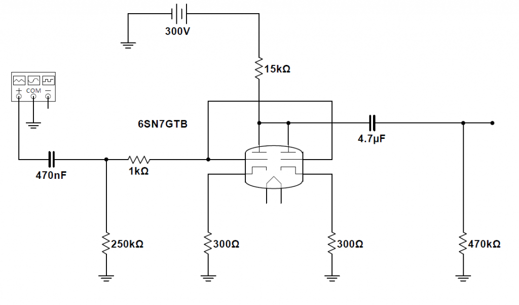6SN7_preamp_parallel_connection